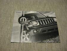 2013 Jeep Patriot - Authentic Jeep Accesories - Mopar