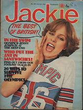 Jackie Magazine 24 July 1976 No.655    Kenny   Tina Charles   Brian May of Queen