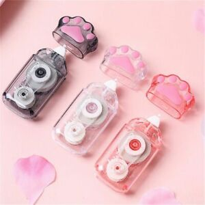 Correction Supplies Stationery Cute Correction Tape Cat Claw 5mm * 6m Cartoon