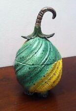 Italian box ceramica/ceramic Antonibon-Barrettoni, Nove. metà '900 intatta.
