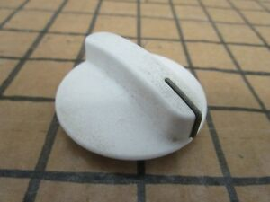 Maytag Amana Jenn-Air Dishwasher Knob, White  99001856  ASMN