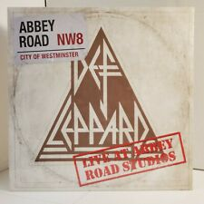 Live at Abbey Road Studios - Def Leppard (Vinyl, 2018) Sealed