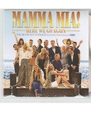 CHER 'FERNANDO' TAKEN FROM MAMMA MIA / ABBA COVER NEW UK PROMO CD & STICKER
