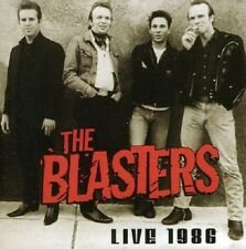 The Blasters Live 1986 CD NEW SEALED Remastered Rockabilly/Blues Phil/Dave Alvin