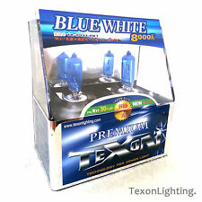 TEXON PRE H7 12V 55W HID XENON 2 BULBS 8000K COOL BLUE-WHITE REPLACEMENT HALOGEN