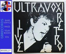 """Ultravox! – Retro (Live) 1978 UK 4-track live 7"""" UK ORIGINAL EX+"""