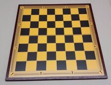 "New Large Solid Chess Board with 2"" squares and felt back"