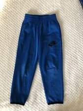 Nike Boys Blue Black Active Lounge Sweat Pants Size 4 4T XS