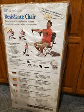 VQ Action Care Resistance Chair Exercise System NIB
