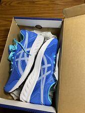 Kids Asics Jolt  GS Sneakers New In Box . Blue Coast /White Size 5/6