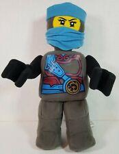 Lego Ninjago 2017 Nya Stuffed Toy Ninja Plush Excellent Condition
