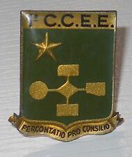 MEDAGLIA/SPILLA - 1° C.C.E.E.                                        F2/17