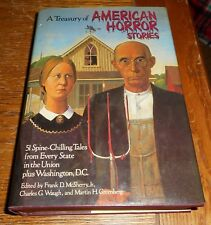 A Treasury Of American Horror Stories Frank D McSherry