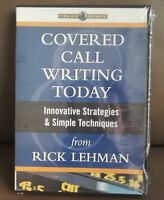 Factory Sealed DVD- Covered Call Writing Today: Innovative Strategies & Simple