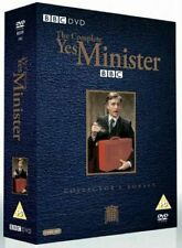 The Complete Yes Minister - Collectors BOXSET 1980 DVD Region 2