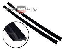 Ford Door Weather Belt FRONT- LEFT +RIGHT INNER strip XD XE XF ZJ ZK ZL FC FE x2