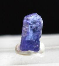 Cristal Tanzanite gemme 2.29 carats - Merelani Hills Manyara, Tanzanie