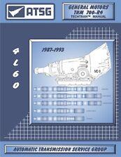 ATSG 74400A 1987-93 GM THM 4L60 (700-R4) Transmission Manual