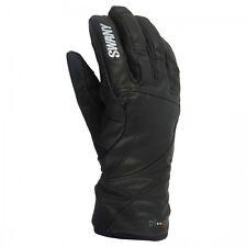 New! Swany Sxb-3L Black Hawk Under Women's Ski Snowboard Gloves Black Small