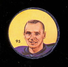 1963 CFL NALLEY'S POTATO FOOTBALL SP COIN #95 NICK MILLER WINNIPEG BLUE BOMBERS