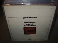 JOSE AFONSO eu vou ser como a toupeira ( world music ) portugal