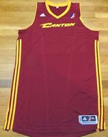 0ceea88e4 ADIDAS NBA D-LEAGUE REV 30 CANTON CHARGE AUTHENTIC BLANK JERSEY 3XL+2  cavaliers