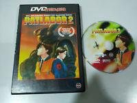 Patlabor 2 Mamoru Oshii - DVD + Extras Español - 1T