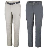COLUMBIA Silver Ridge II Convertible de Marché de Randonnée Pantalon pour Hommes