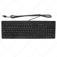 Teclado ESPAÑOL HP Z9H48AA USB con LECTOR de DNI / Tarjetas BUS SLIM CCID Smart