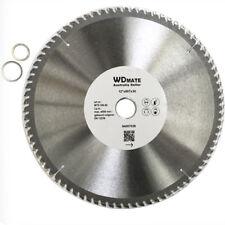 """2x Wood Cutting Disc Wheel 300mm 12"""" 80T Circular Saw Blade 30mm4500prm 94007038"""
