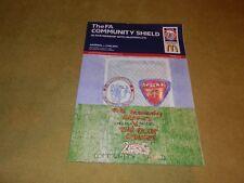 Arsenal v Chelsea - FA Community Shield in 2005 at Millennium Satdium