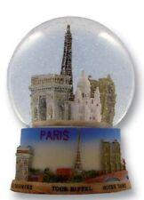 BOULE DE NEIGE XXL SOUVENIRS SNOW GLOBE  TOUR EIFFEL TOWER PARIS FRANCE PARIGHI
