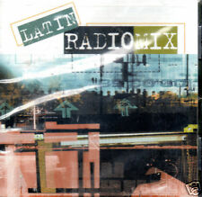 Latin Radio Mix   BRAND NEW FACTORY SEALED CD