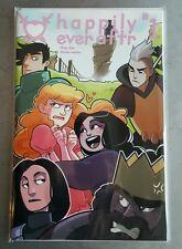 Signed X2 HAPPILY EVER AFTR #1 Comic Ricky Lima/Jenn St-Onge KICKSTARTER