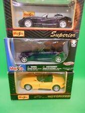 MAISTO VIPER/PROWLER  1:32 SCALE DIE-CAST LOT OF 3