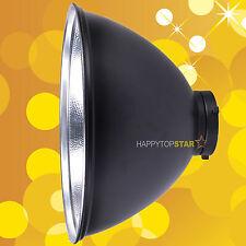 Metal 34 cm Beauty Dish Soft Box Enhance Ultra Bright for Bowens Studio Strobe