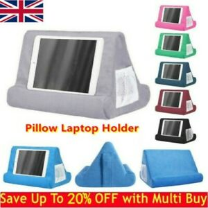 Soft Multi Pillow Lap Stand Laptop Phone  Holder For IPad Tablet Cushion 🔥 HOT