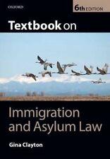 Textbook on Immigration & Asylum Law