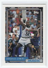 Topps Shaquille O'Neal Basketball Trading Cards