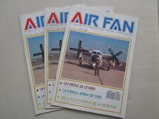 AIR FAN 115 FUERZA AEREA DE CHILE JUNKERS 52 NORVEGE GRUMMAN C-2A GREYHOUND