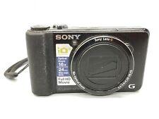 Sony Cyber-shot DSC-HX9V 16.2MP Digital Camera - Black Free Shipping! #13331