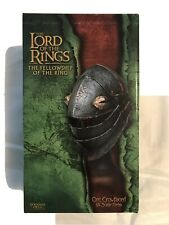 2001 - Sideshow Collectibles Lord of the Rings - Orc Crowfaced Helm - 1:4 Scale