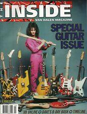 1997 Inside Van Halen #9 - Vintage Guitar Magazine - Special Guitar Issue