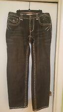 Men's Laguna Beach Jeans Size 38 Black
