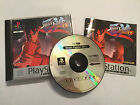 PS1 PLAYSTATION 1 PSone GAME STREET FIGHTER EX PLUS a +BOX INSTRUCTIONS COMPLETE