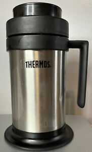 Thermos Stainless Soup & Coffee Travel Tumbler Mug or Sip Lid - Holds 0.5 L