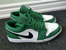 Nike Air Jordan 1 Retro Low Pine Green Size 11
