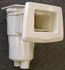 Breitmaulskimmer mit Kunststoff-Henkel- Skimmer Skimmerkorb für Miniskimmer