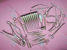 Laminectomy Set 35 Pcs Surgical Orthopedic Surgical Instruments