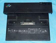 IBM ThinkPad Type 2878 62P4551 / 13R0291 Mini-Dock / Docking Port Replicator